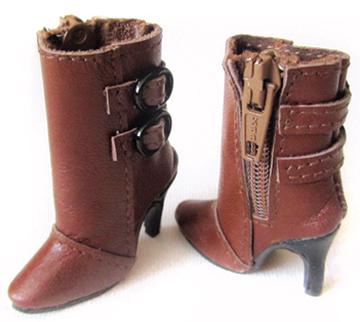 Real Leather Boots #7501
